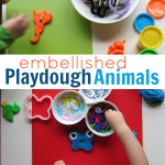 Playdough Animals