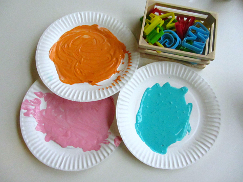 abc painting colors