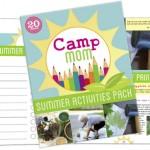 Camp Mom { back for 2014! }