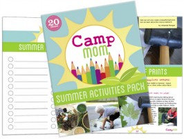 Camp Mom { back for 2014! }