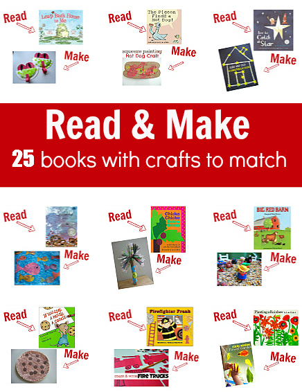 books with crafts