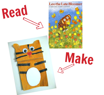 25 Books With Crafts To Match on Writing Letters 3 Worksheets For Preschoolers