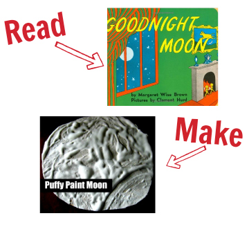 craft for goodnight moon