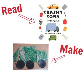 trashy town craft