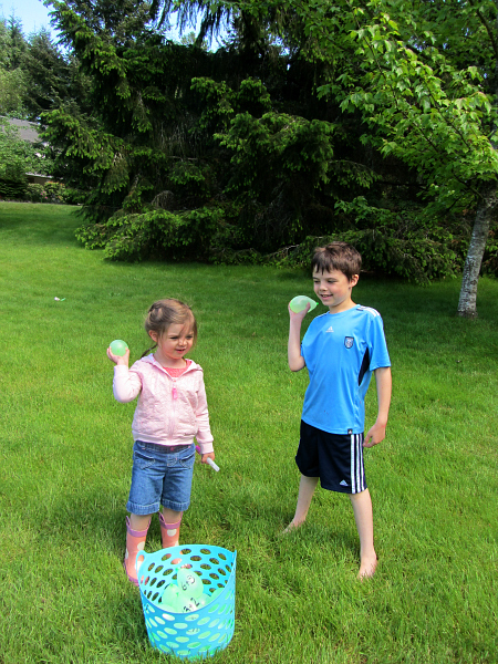 water balloon math activity for kids 2