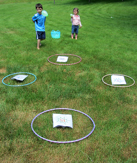 water balloon math for kids 1