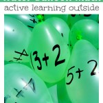 Water Balloon Game { Learning After School}