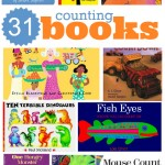 31 Counting Books For Kids