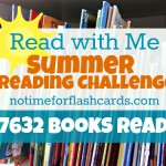 Summer Reading Challenge Update!