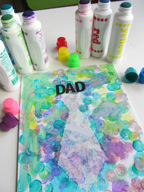 father's day art when things go wrong