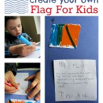 Make Your Own Flag Craft