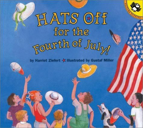 hats off for the 4th of july