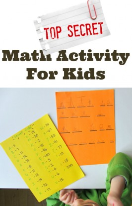 fun math activities