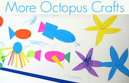 more octopus crafts