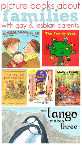 Books about same sex families