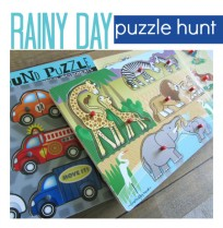 rainy day activity for summer