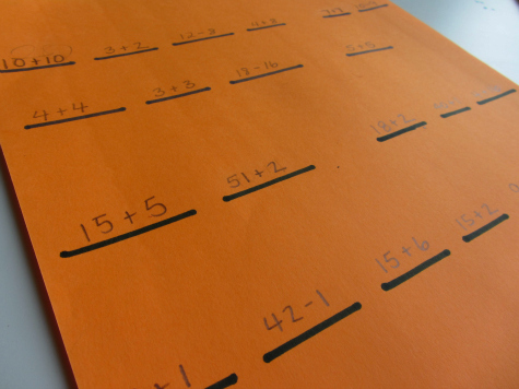 Secret Code For Kids { Math Activity } - No Time For Flash Cards