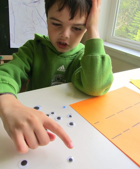 secret code math for kindergarten