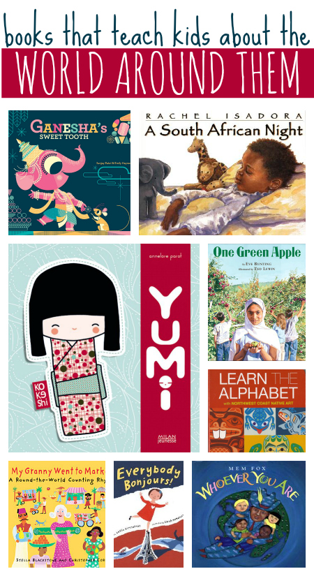 27 Multicultural Books For Kids No Time For Flash Cards