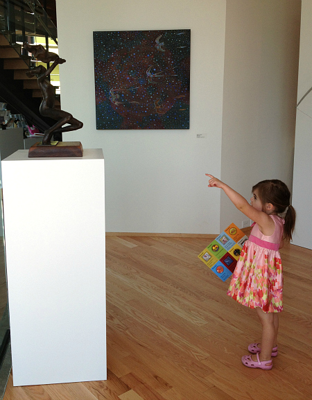 art museum tips for kids