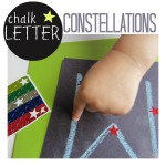 { Alphabet Activity } Letter Constellations