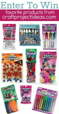 craftprojectideas.com sweepstakes