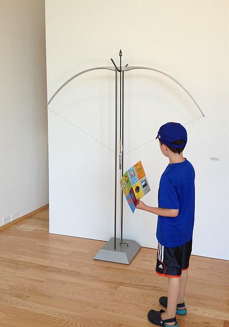 exploring art museums with kids
