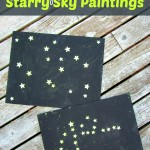 Glow In The Dark Stars Craft