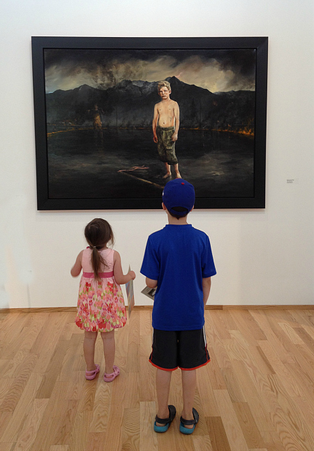 museum tips for kids