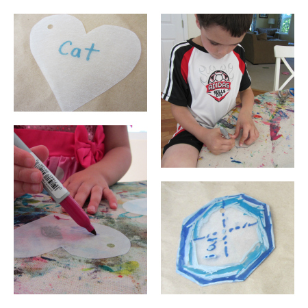 shrinky dink tags for kids