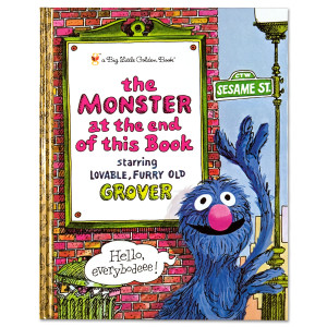 monster at the end of the book