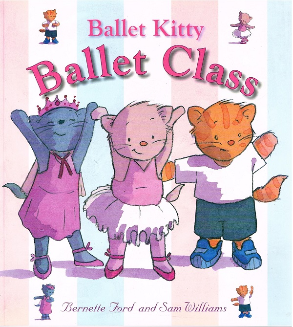 ballet books for kids ballet kitty ballet class