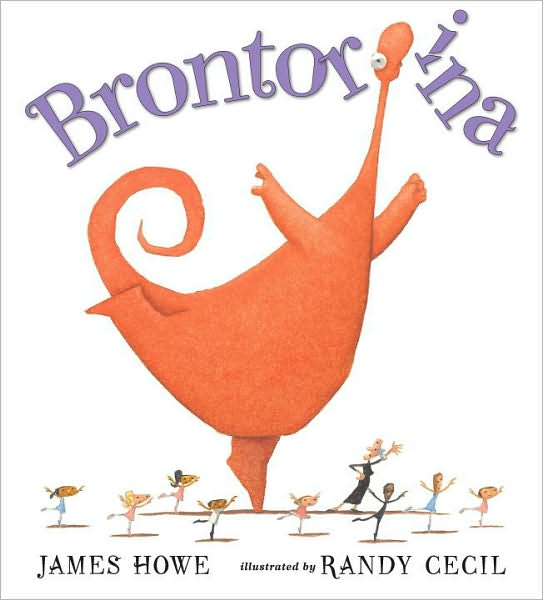 ballet books for kids brontorina