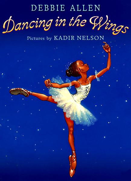 ballet books for kids dancing in the wings