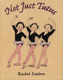 ballet books for kids not just tutus
