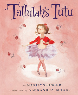 ballet books for kids tallulah's tutu