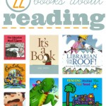 Picture Books About Reading