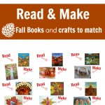 23 Fall Books with Crafts To Match