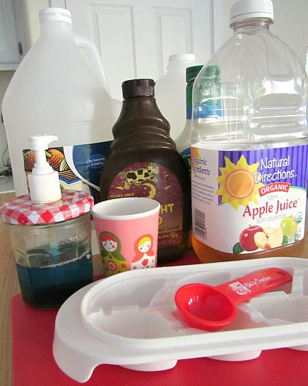 freezer science