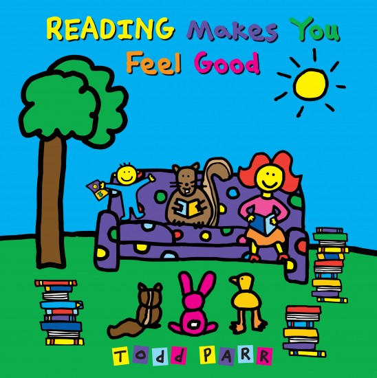 reading make you feel good