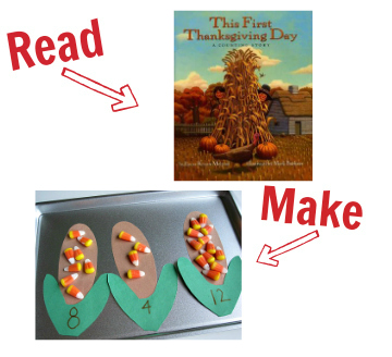candy corn counting and counting book