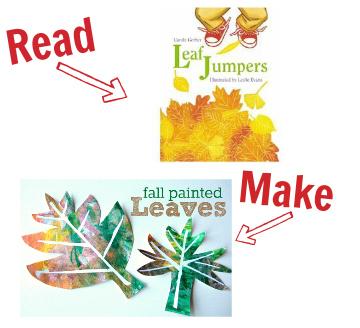 leaf craft for kids