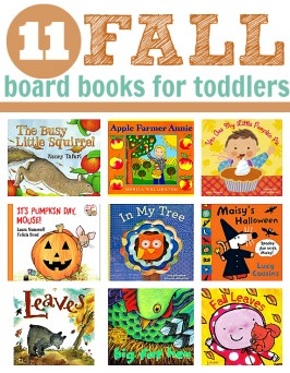 Fall Board Books