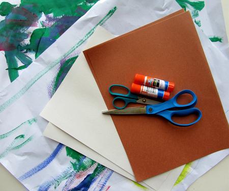 autumn craft for kids