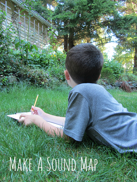 math and science outside for kids