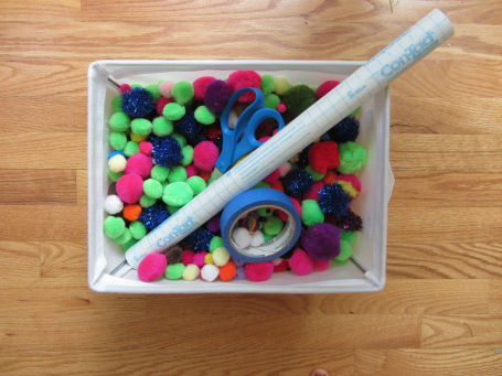 quick pom pom play for kids