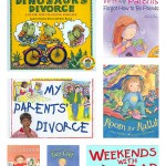 Books About Divorce For Kids