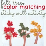 Fall Tree Color Matching and Sorting