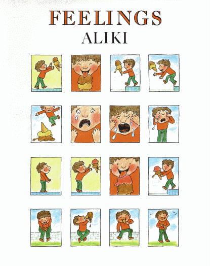 feelings by aliki