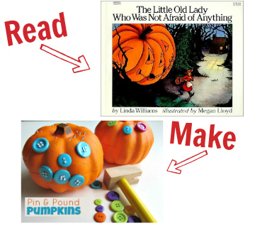 halloween crafts and books 25